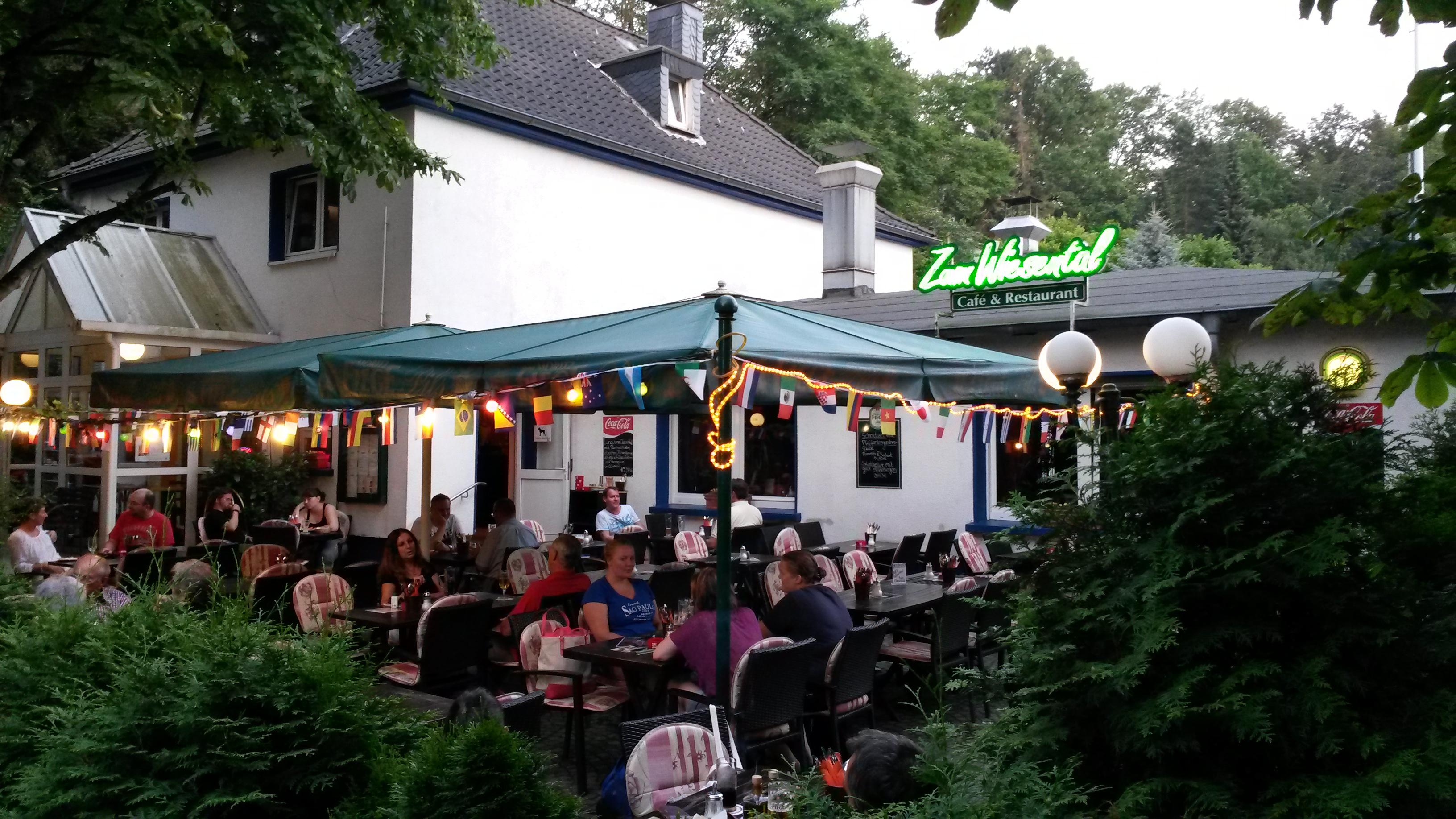 """Café und Restaurant """"Zum Wiesental"""""""